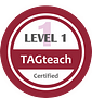 TAGteach Level 1 Certified
