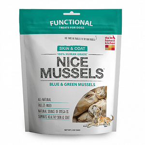 The Honest Kitchen Nice Mussels Review | Spring Forth Dog Blog