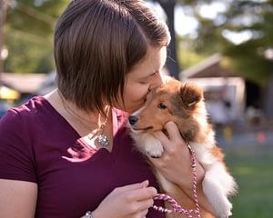Katherine Ostiguy KPA CTP | Providence RI Dog Trainer