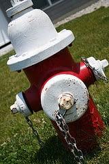 Fire Hydrant by Rachael Voorhees (rachaelvoorhees on Flickr)