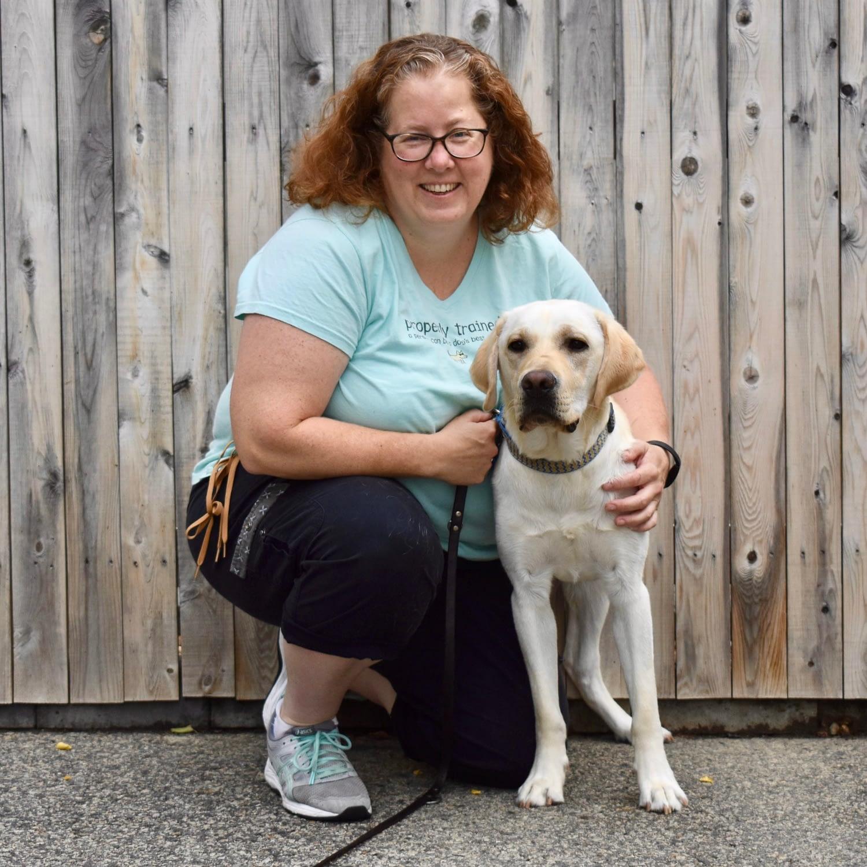 PJ Jones CPDT-KA | Dog Trainer in Providence, RI