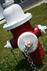 Fire Hydrant by Rachael Voorhees (rachaelvoorhees on Flickr)
