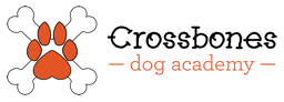 Crossbones Dog Academy Logo